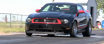 Hennessey 2012 Ford Mustang Boss 302 HPE700 Quarter Mile Run Video Released