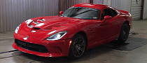 Hennessey Dyno Tests Show 2013 SRT Viper Has 558 RWHP [Video]
