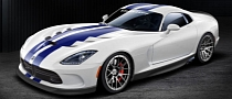Hennessey Gives SRT Viper 1,120 HP