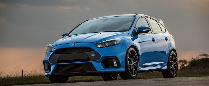 hennessey hpe400 ford focus rs packs 405 hp autoevolution. Black Bedroom Furniture Sets. Home Design Ideas