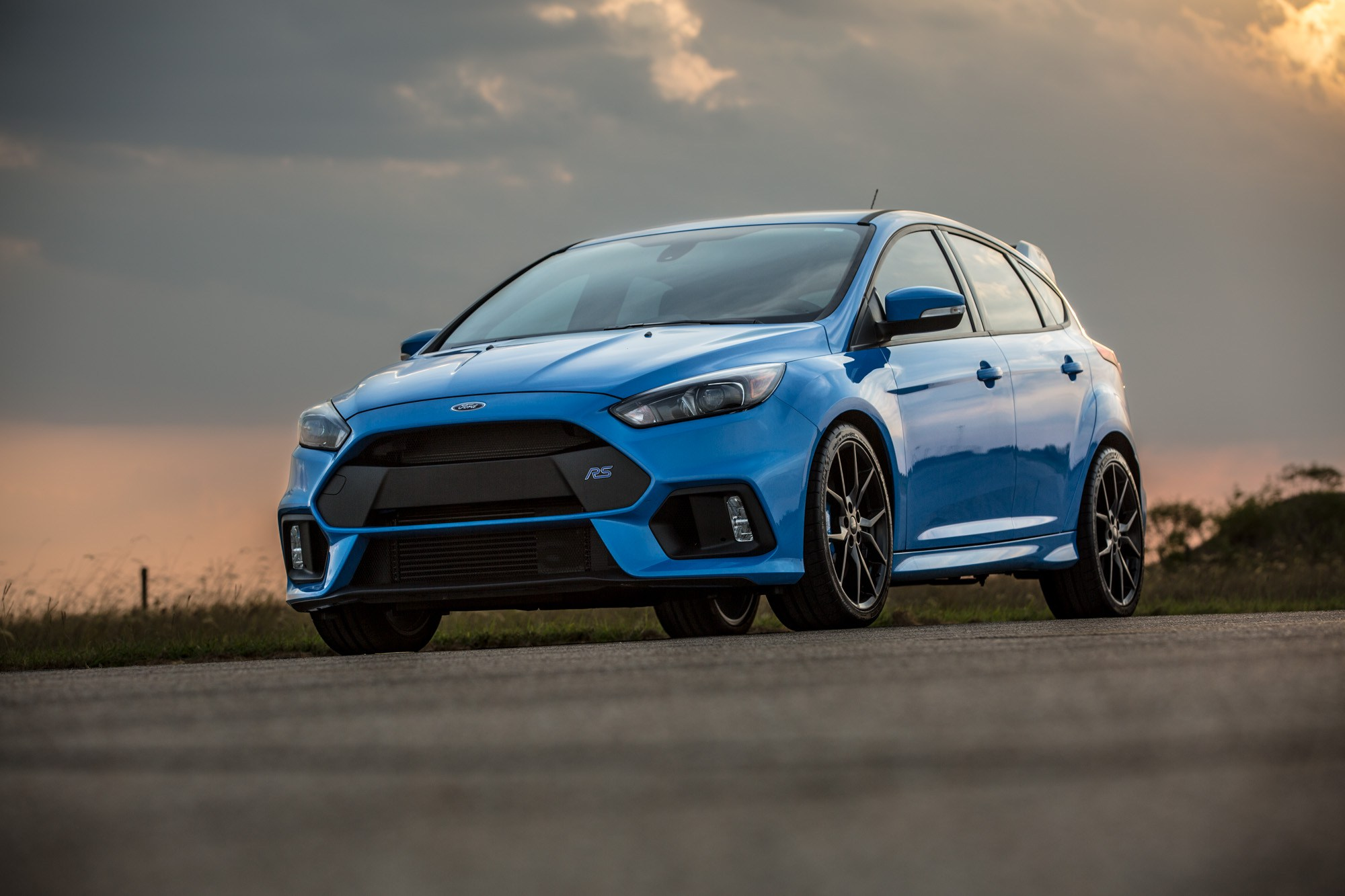 Hennessey Hpe400 2016 Ford Focus Rs