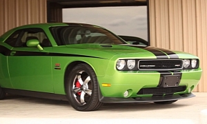 Hennessey HPE650 Dodge Challenger