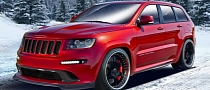 Hennessey Twin-Turbo Jeep Grand Cherokee with 800 HP Previewed