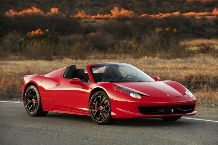 Hennessey Launches Ferrari 458 Spider Upgrade Kit [Photo Gallery]