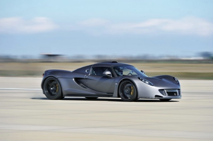 Hennessey Sets New Speed Record Claims Venom Gt Faster