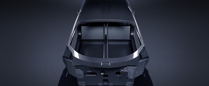 Hennessey Venom F5 Carbon Fiber Chassis Detailed Looks