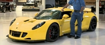Hennessey Venom GT Featured on Jay Leno's Garage [Video]