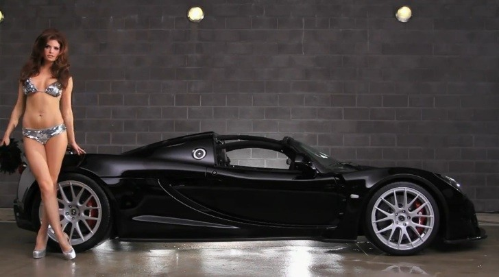 "Audi Of Huntington >> Hennessey Venom GT Spyder ""Delivered"" to Steven Tyler by Latvian Model - autoevolution"