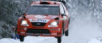 Henning Solberg Targets Win in Rally Norway