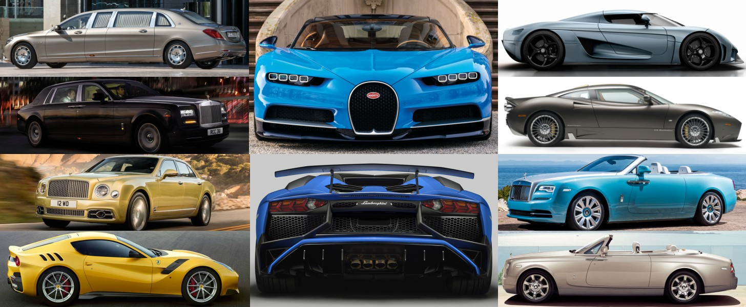 here are the most expensive cars you can buy in europe in 2016. Black Bedroom Furniture Sets. Home Design Ideas