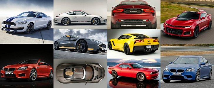 here are the most powerful cars with a manual transmission available in 2016 autoevolution. Black Bedroom Furniture Sets. Home Design Ideas
