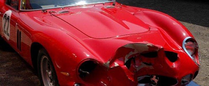 Here Are The World S Most Expensive Heart Breaking Ferrari Crashes Autoevolution