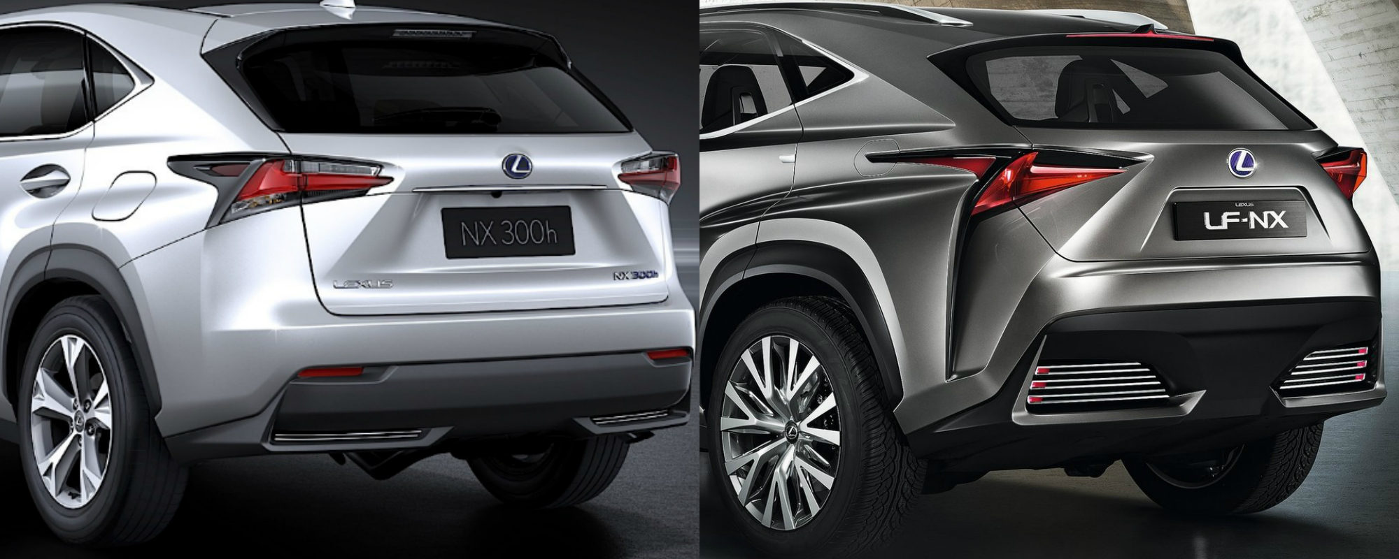 here it is lexus nx in official photos autoevolution. Black Bedroom Furniture Sets. Home Design Ideas