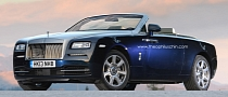 Here's an Accurate Rolls-Royce Wraith Drophead Rendering