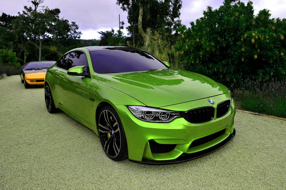 Your Rainbow Collection Of Bmw M4 Photos Is Here Autoevolution