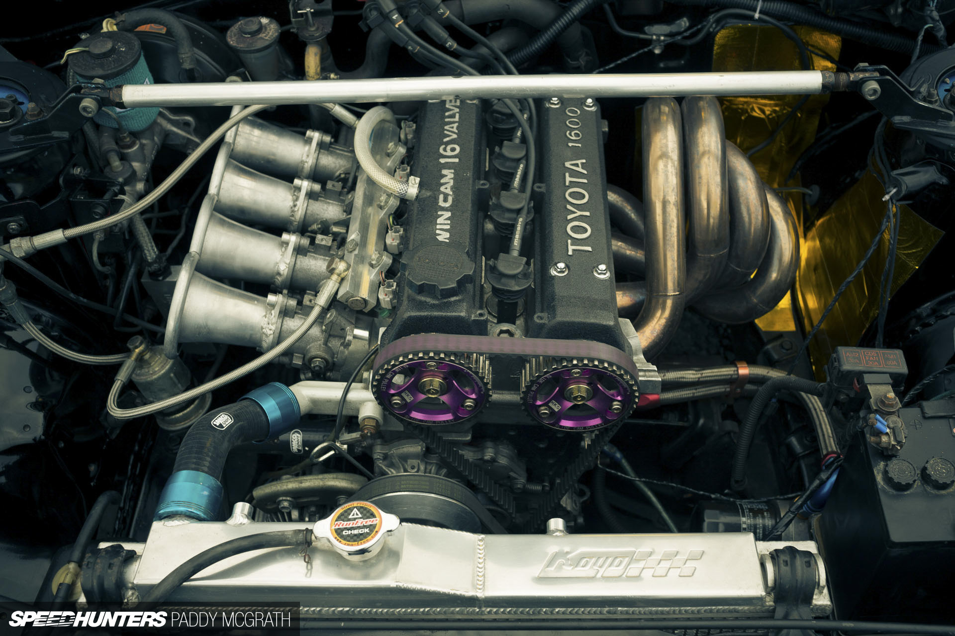 Here's One of the Best Street-Tuned Toyota AE 86 - autoevolution