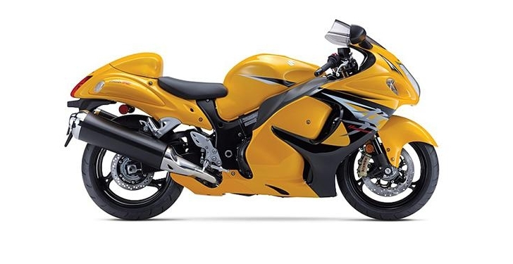 Here's the 2013 Suzuki Hayabusa Limited Edition - autoevolution