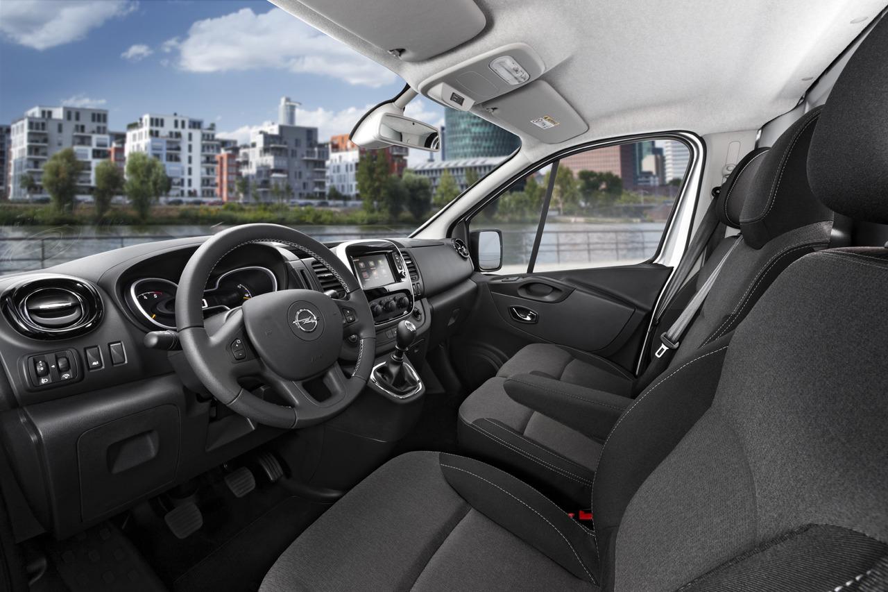 Here S The All New Opel Vauxhall Vivaro Autoevolution