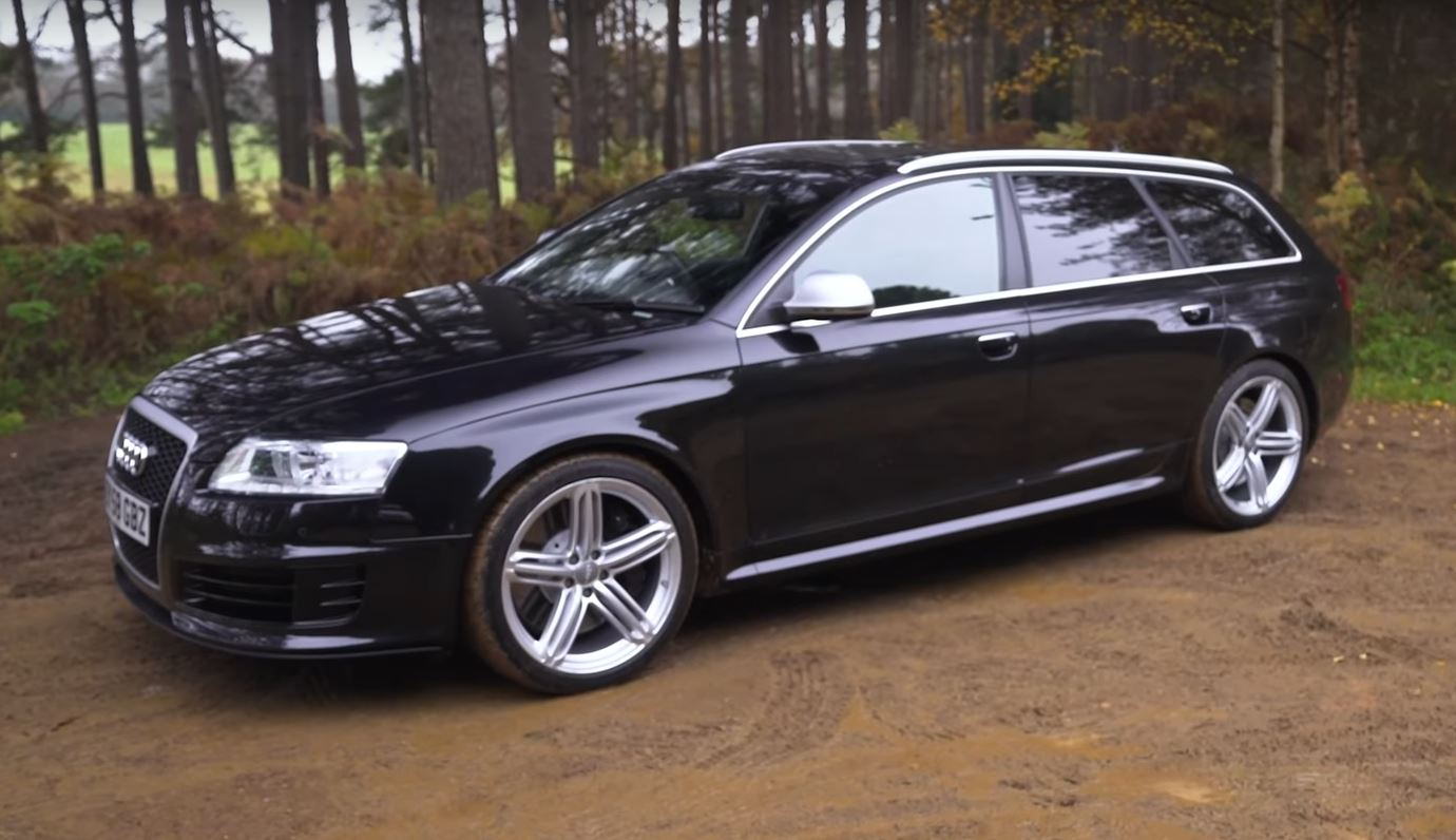 Kekurangan Audi Rs6 2008 Harga
