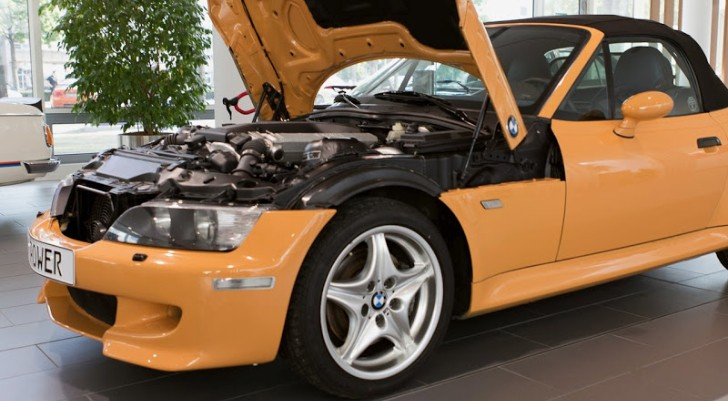 Here's Why the BMW Z3 Had Such a Long Bonnet