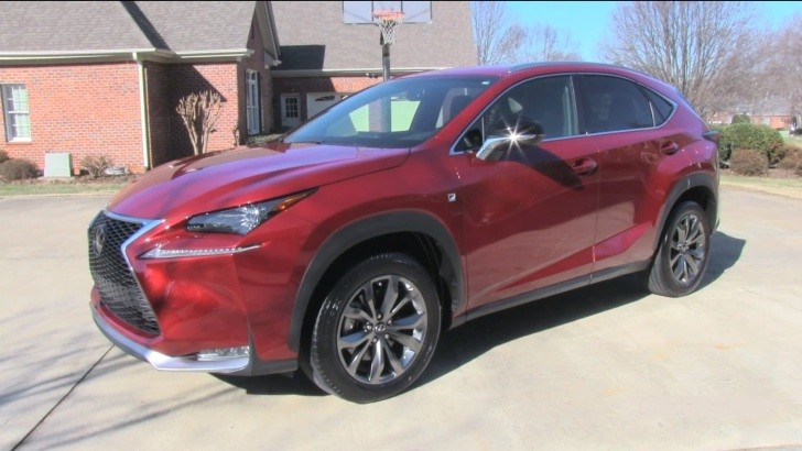 here s a 40 minute 2015 lexus nx f sport review and in depth tour autoevolution. Black Bedroom Furniture Sets. Home Design Ideas