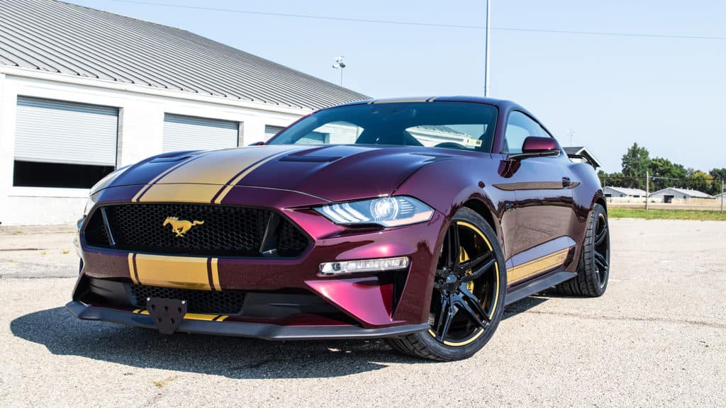 Here S A Supercharged 2020 Ford Mustang With More Power Than A Shelby Gt500 Autoevolution
