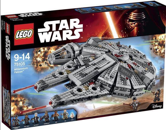 Heres How The Star Wars Episode Vii The Force Awakens Lego Sets