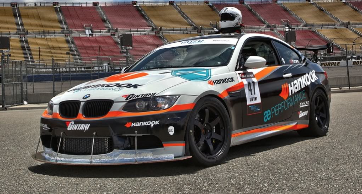 Paul Walker Chases Down 650 HP MINI In His Supercharged BMW E92 M3 [Video]