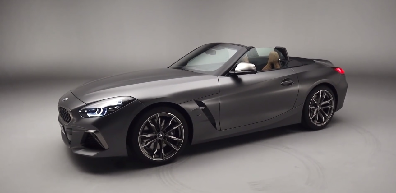 Here S The 2019 Bmw Z4 M40i Up Close And Personal