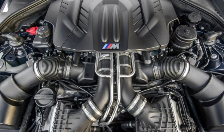 Heres Why Your BMW M5 Uses a Lot of Oil  autoevolution