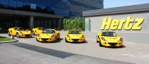 Hertz Adds BMW Z4, Lotus Elise and Exige to Fun Collection