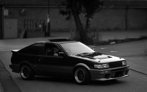 Used Toyota Corolla >> High-Spec Toyota Corolla Levin AE 86 Looks Great and Is For Sale - autoevolution