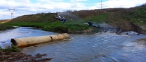 Hilarious How Not to Cross a River Lesson [Video]