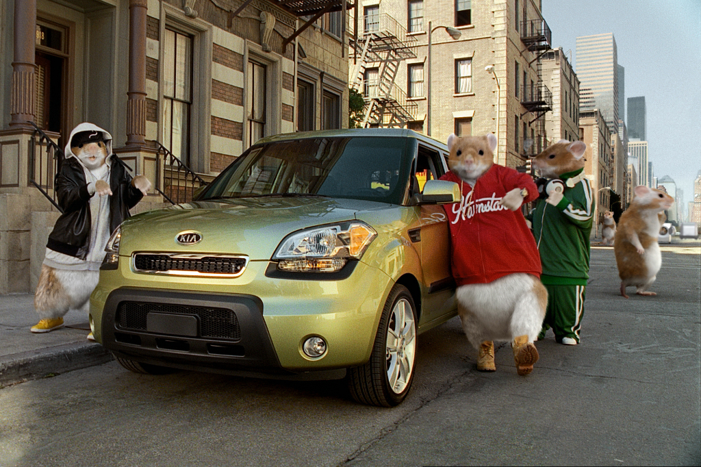 Hip Hop Hamsters In New Kia Soul Ad Campaign Autoevolution