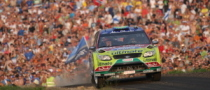 Hirvonen Crashes Out of Rally Finland