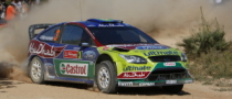 Hirvonen Takes Lead in Rally Portugal