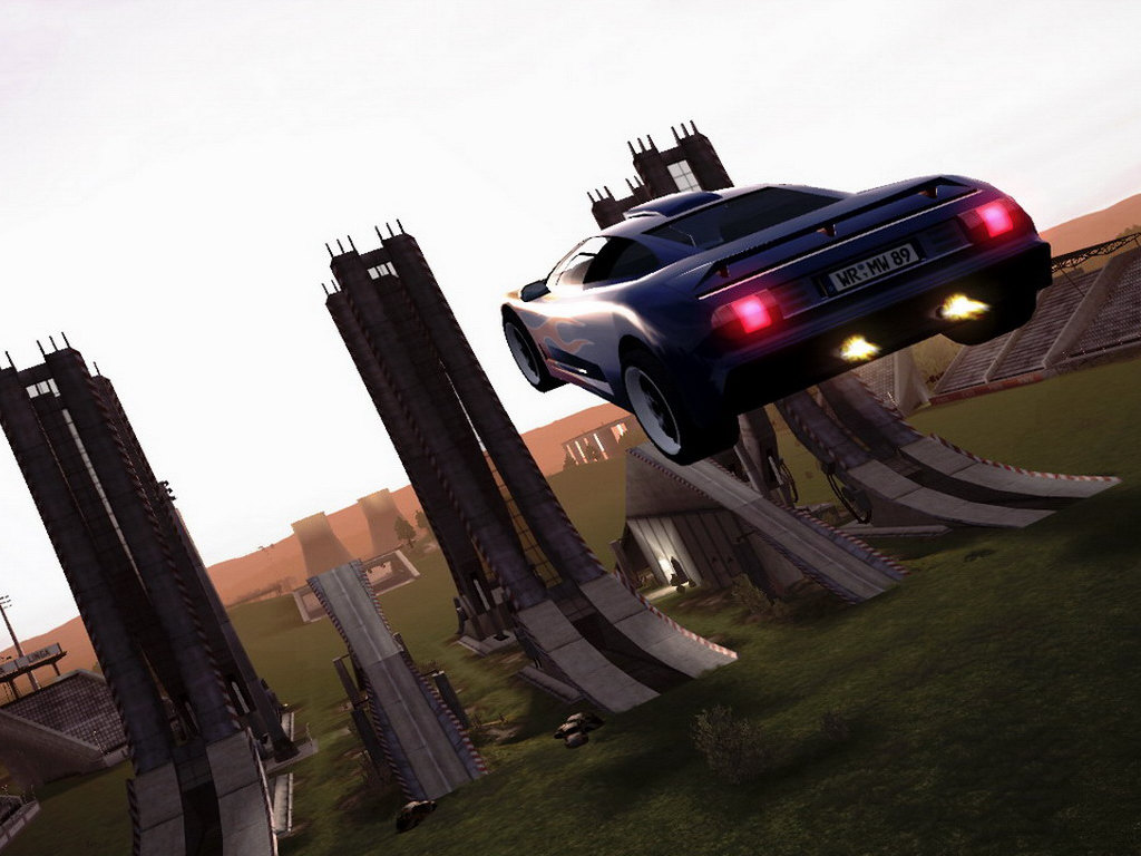 History Of Car Wrecking Games And How Next Car Game Will Change It