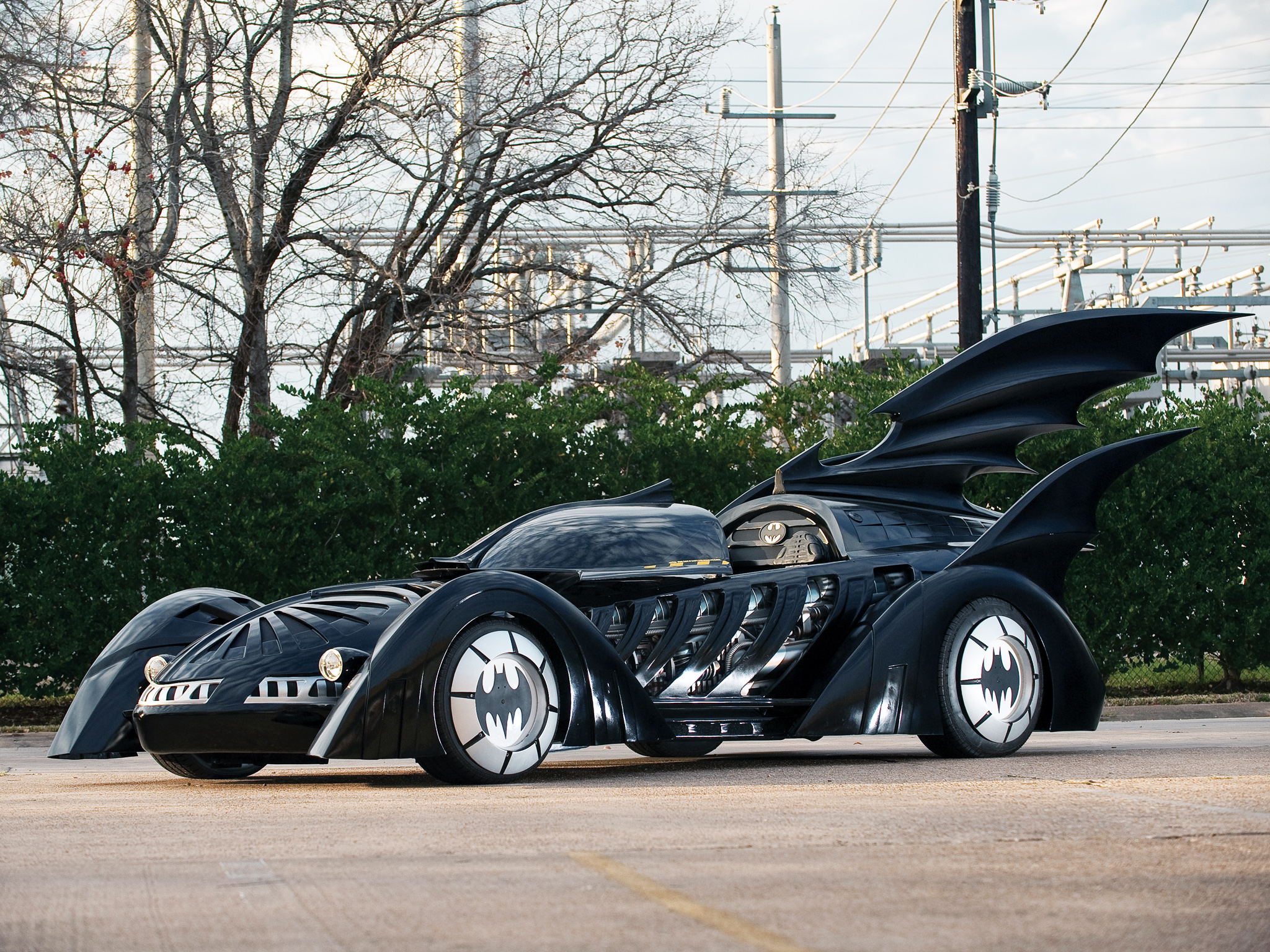 History of the Batmobile: Hollywood's Hero Car - autoevolution