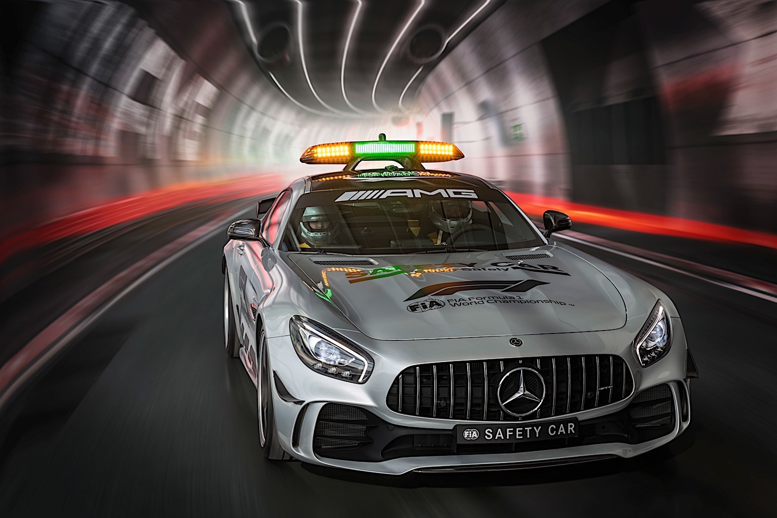 History Of The Formula 1 Safety Car
