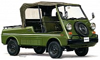Kei cars for the army?
