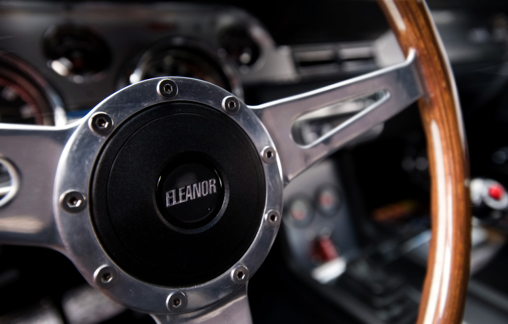 The Most Famous Steering Wheel In World Eleanor