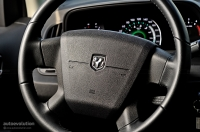 Dodge Journey steering wheel