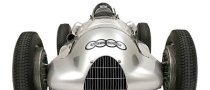 Hitler's Favorite, 1939 Auto Union D-Type Failed to Sell