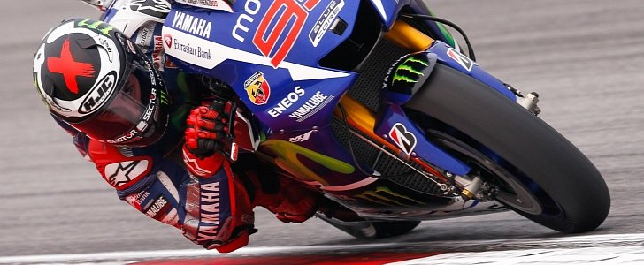 MotoGP Fear for Jorge Lorenzo in Aragon  GPonecom