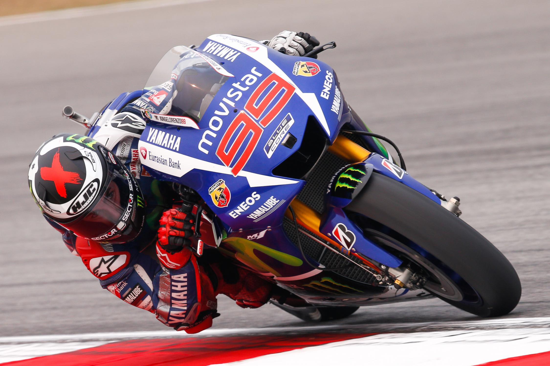 HJC Helmets Denies Having Ended the Contract with Jorge Lorenzo - autoevolution