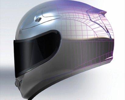 hjc rps 10 helmet launched autoevolution. Black Bedroom Furniture Sets. Home Design Ideas