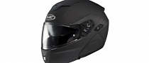 HJC Shows the New SY-MAX III Flip-Up Helmet