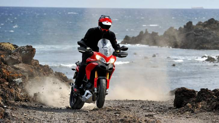 Öhlins Outs Semi-Active Suspension Upgrade for Ducati Multistrada