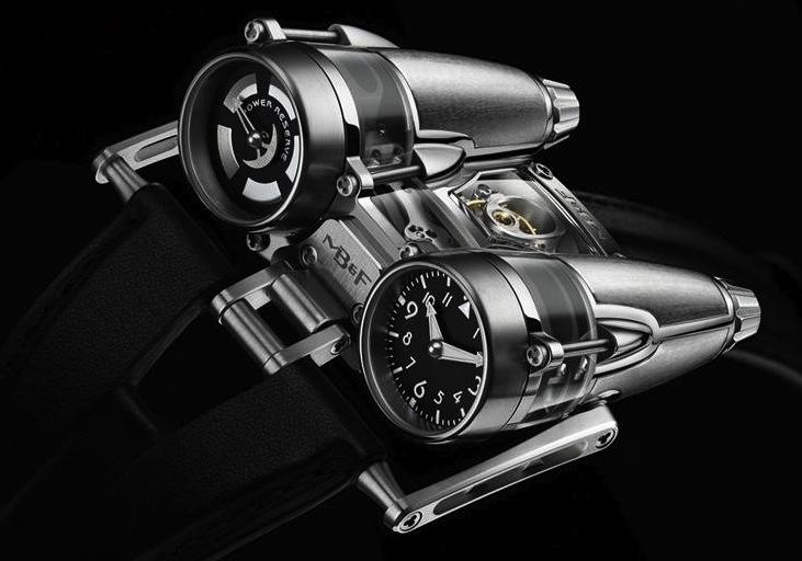 Hm4 Thunderbolt Watch Jet Engine On Your Wrist