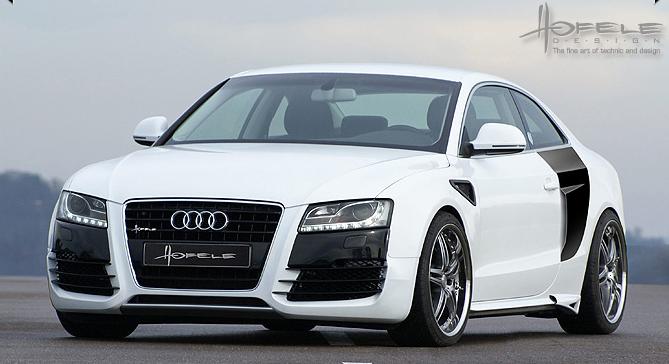 Hofele Audi A5 Gets R8 Look Autoevolution
